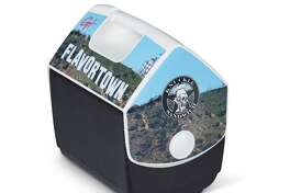 Igloo and Guy Fieri team up to introduce a Playmate cooler supporting Restaurant Relief America.