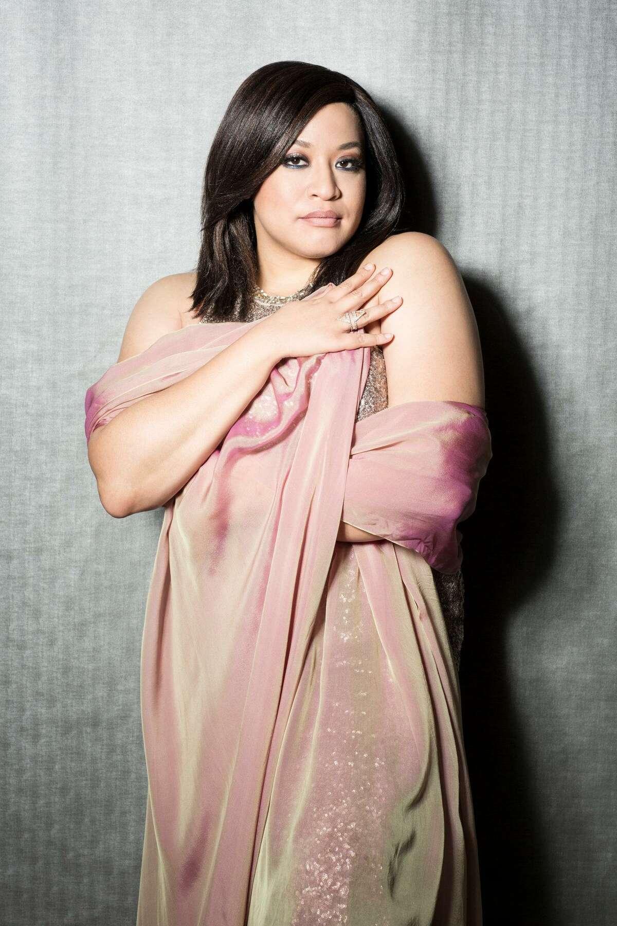 Opera singer Michelle Bradley will perform at Ars Lyrica's virtual gala.