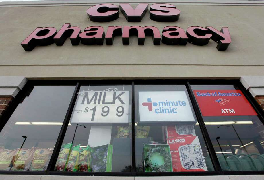 CVS is considering opening a rapid-response coronavirus testing site in Connecticut. Photo: M. Spencer Green / Associated Press / Copyright 2019 The Associated Press. All rights reserved.