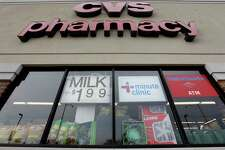CVS is considering opening a rapid-response coronavirus testing site in Connecticut.