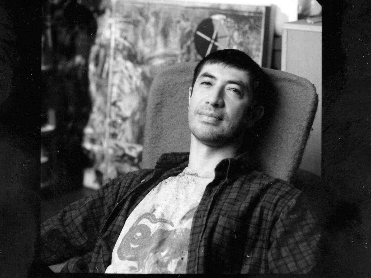 Jesus Guillen in San Francisco in the 1990's. (Photo courtesy of Jesus Guillen)