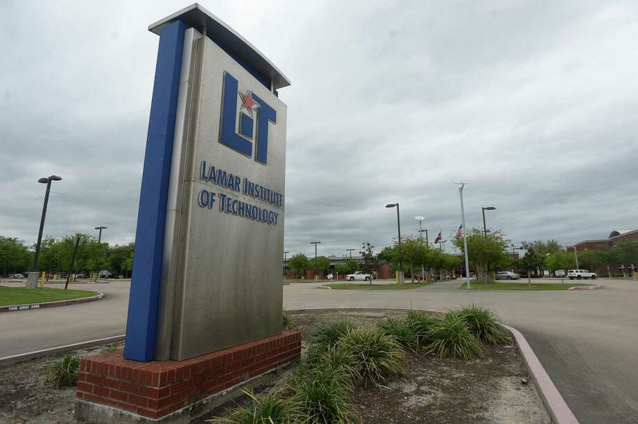 Lamar Institute of Technology has hired two new administrators to help shape the college's move to remote learning and online instruction. Photo taken Thursday, April 2, 2020 Kim Brent/The Enterprise Photo: Kim Brent / The Enterprise / BEN