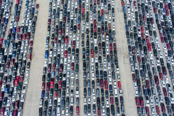 This photo of thousands of vehicles lining up at Traders Village for a Food Bank distribution is burned in many of our minds. But it's not just an image, it's life for many San Antonians, even before the pandemic, and that has to change.