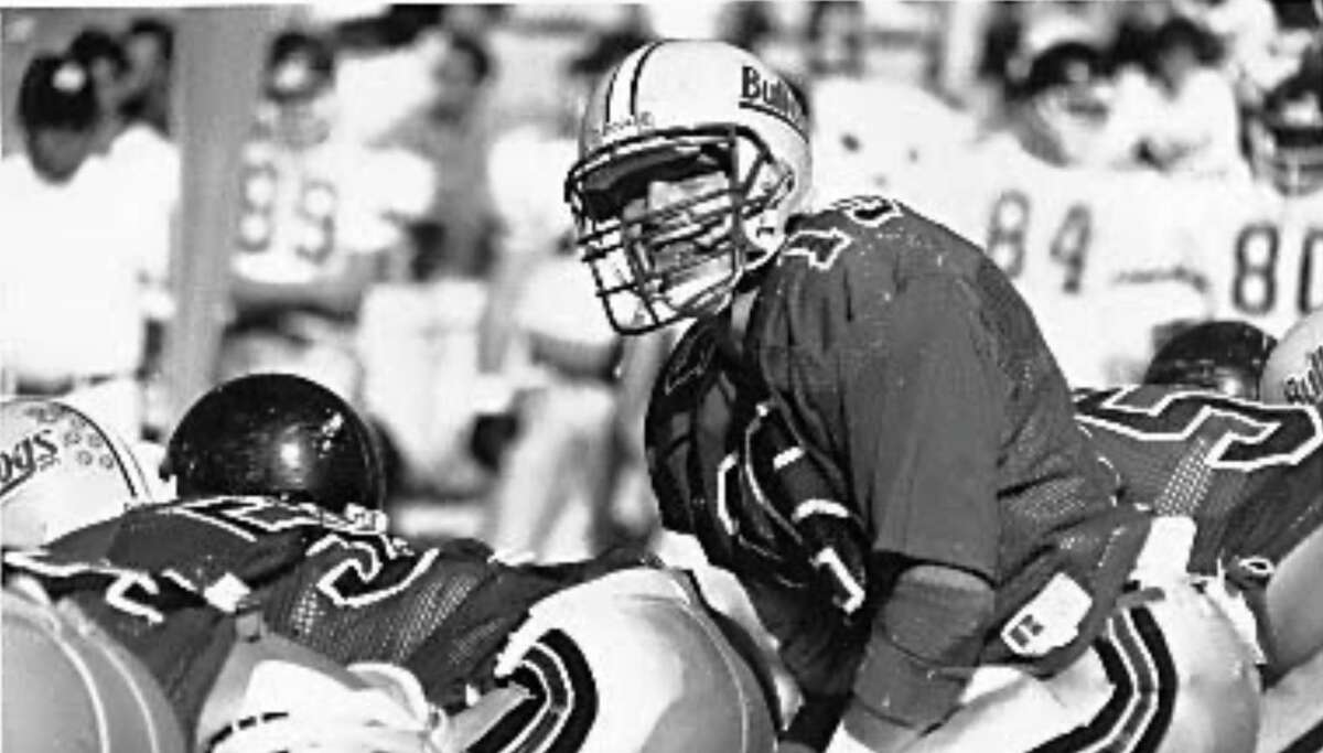 As a small-college quarterback, Jimbo Fisher followed coach Terry Bowden from Salem to Samford and was NCAA Division III national player of the year in 1987.
