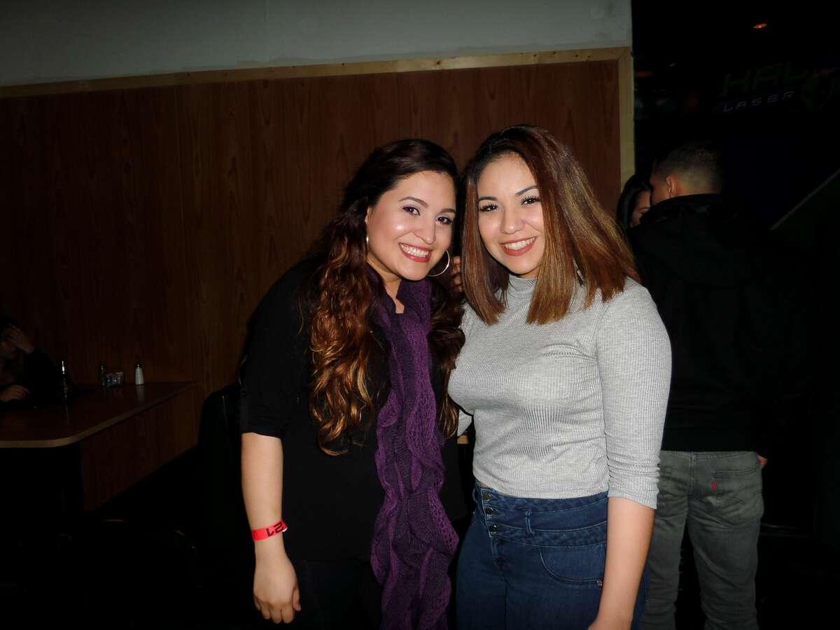 Elizabeth Duron and Rocio Ramirez at Hal's 2016