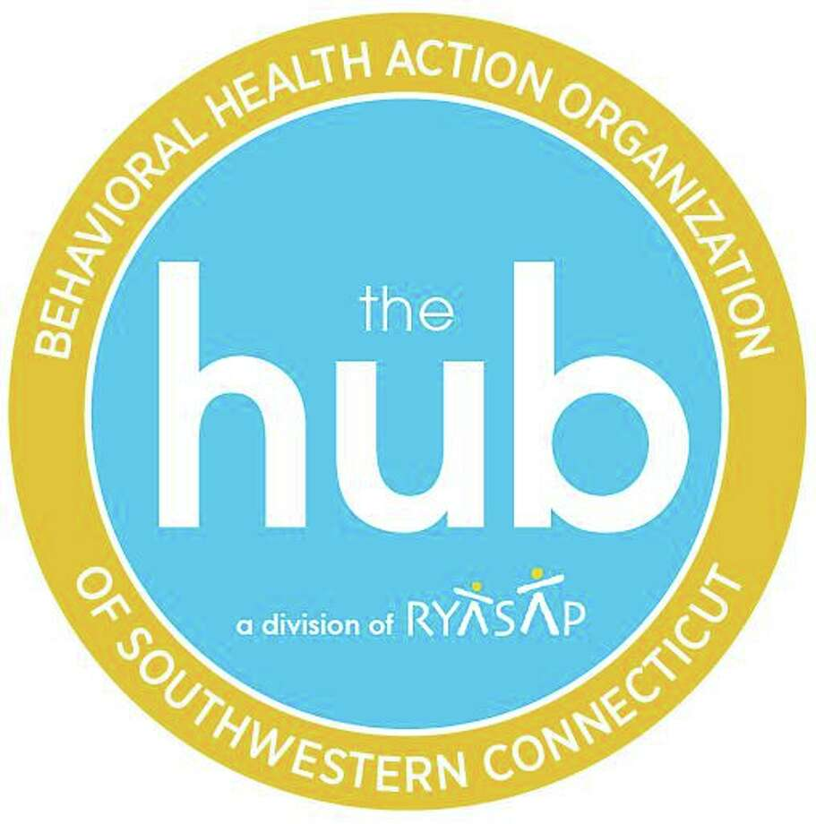 The Hub: Behavioral Health Action Organization for Southwestern CT is a division of the Regional Youth Adult Social Action Partnership (RYASAP). Photo: Contributed Photo