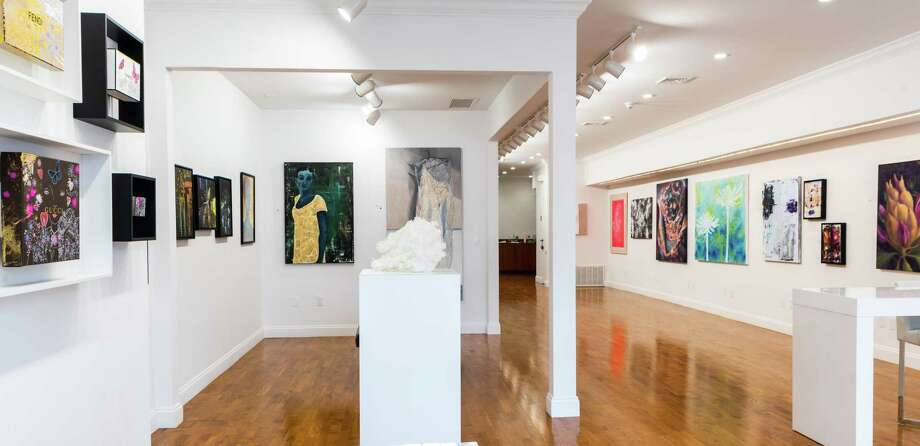 RPAC Art Gallery features works by resident artists, all available for purchase. Photo: Contributed Photo / Donald Hicks