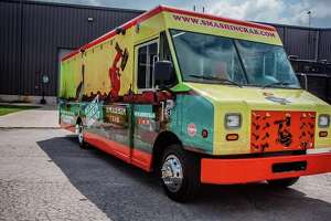 Popular locally-owned restaurant Smashin Crab opened up a food truck this week to help keep its business afloat during the coronavirus pandemic.