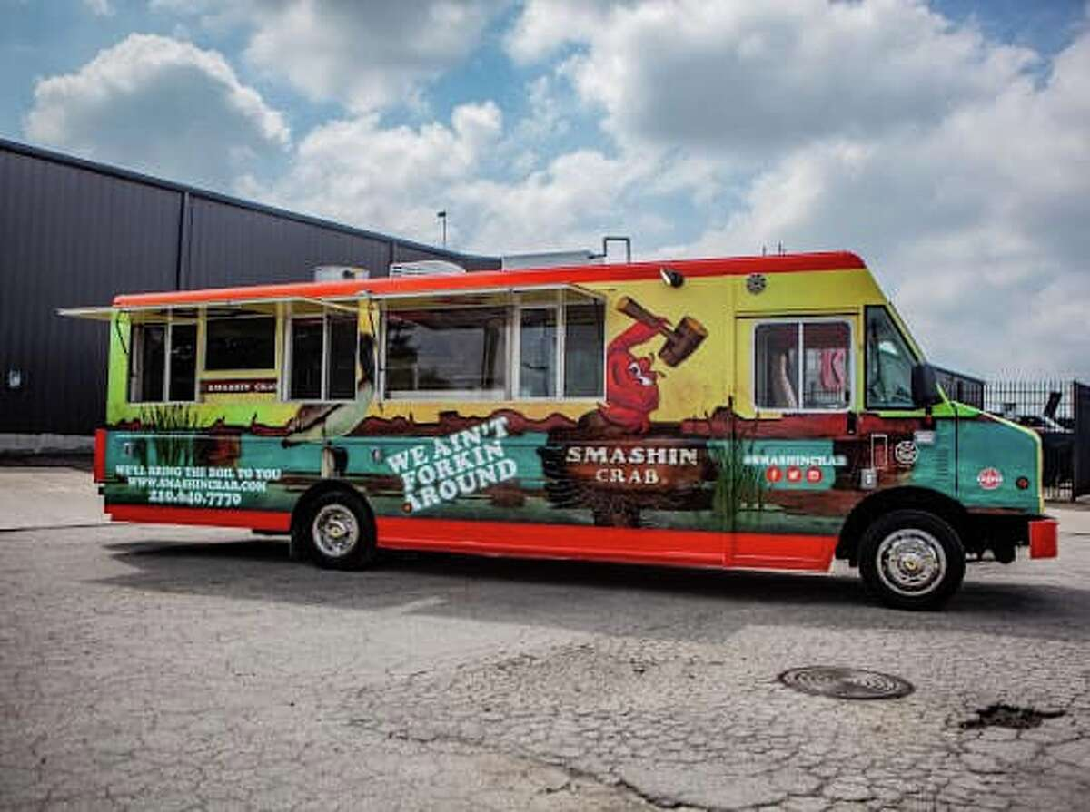 Popular locally-owned restaurant Smashin Crab opened a food truck this week to help keep its business afloat during the coronavirus pandemic.