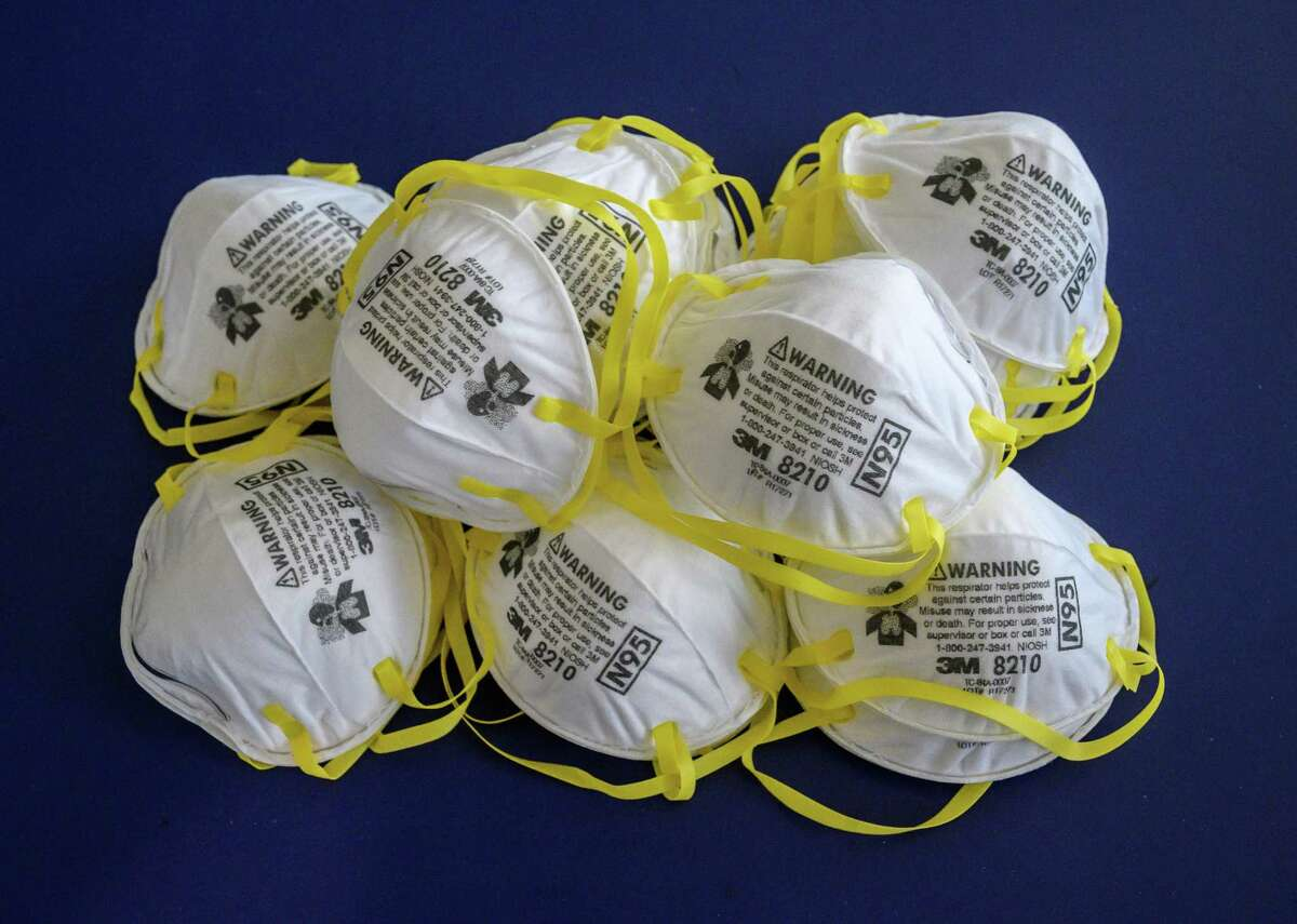 N95 masks should be reserved for health care workers and first responders. But if you already have one, it can be reused if you decontaminate it.