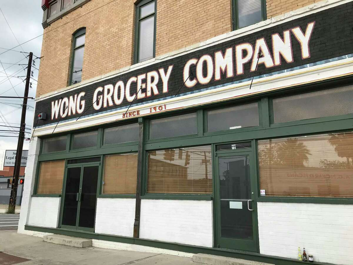 Wong's Bodega is still located at 1502 S. Flores St. near Southtown for now.