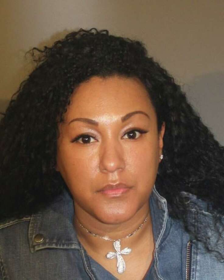Shalina Nichole Tallman, 36, of Danbury, is facing a second-degree hindering prosecution charge after police say she knowingly rendered criminal assistance to at least one of the five individuals arrested last month in connection with the March 18 fatal stabbing of Willy Placencia. Photo: Danbury Police Department