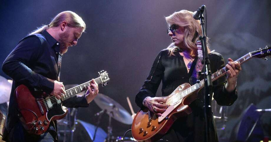 Each Thursday night at 8 p.m. fans can stream Tedeschi Trucks Band's new weekly webcast series, dubbed Swamp Family TV, that highlights the band's archived performances. Photo: Contributed Photo / gordonjer@gmail.com