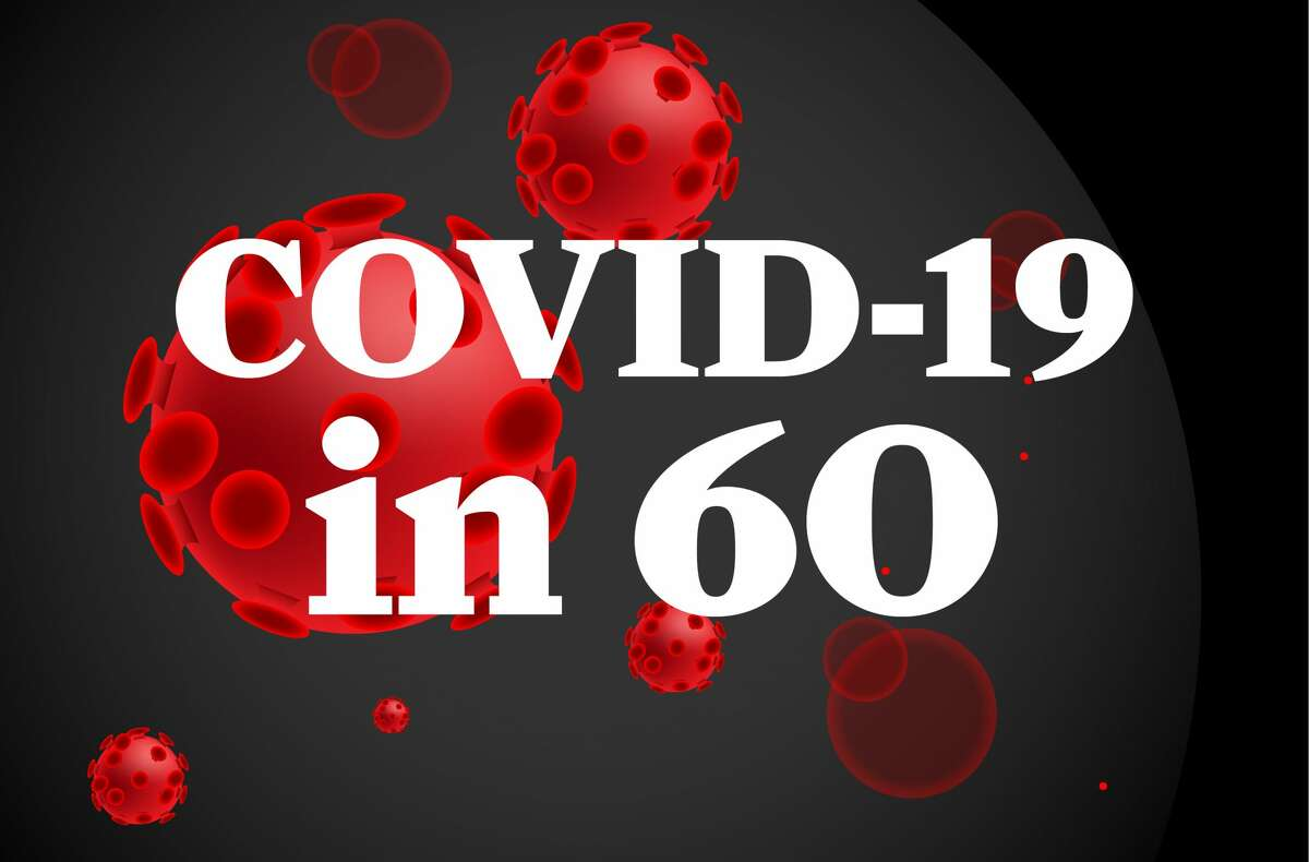"""Our daily """"COVID-19 in 60"""" videos give the latest combined case counts for Houston and Harris County and some of the day's top headlines."""
