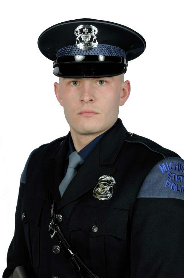 Michigan State Police Trooper Dennis Lapan. (Courtesy/ Dennis Lapan)