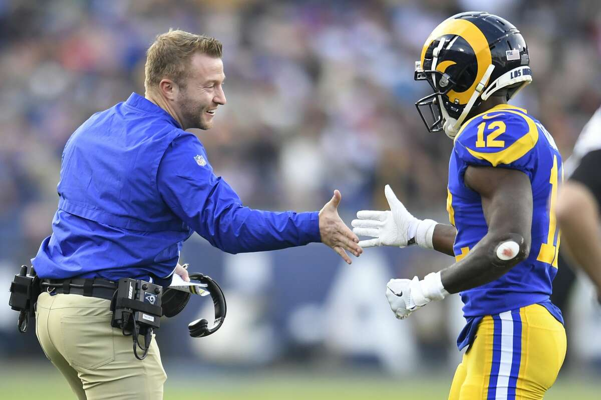 Why don't the Rams want him?The Rams really hurt themselves in 2018 when they gave Cooks a five-year, $81 million contract and Todd Gurley a four-year, $60 million extension. They've unloaded both players and their contracts this offseason. The Rams are in a dire salary cap situation and don't have first-round picks for the next two years, so they needed to make a move.