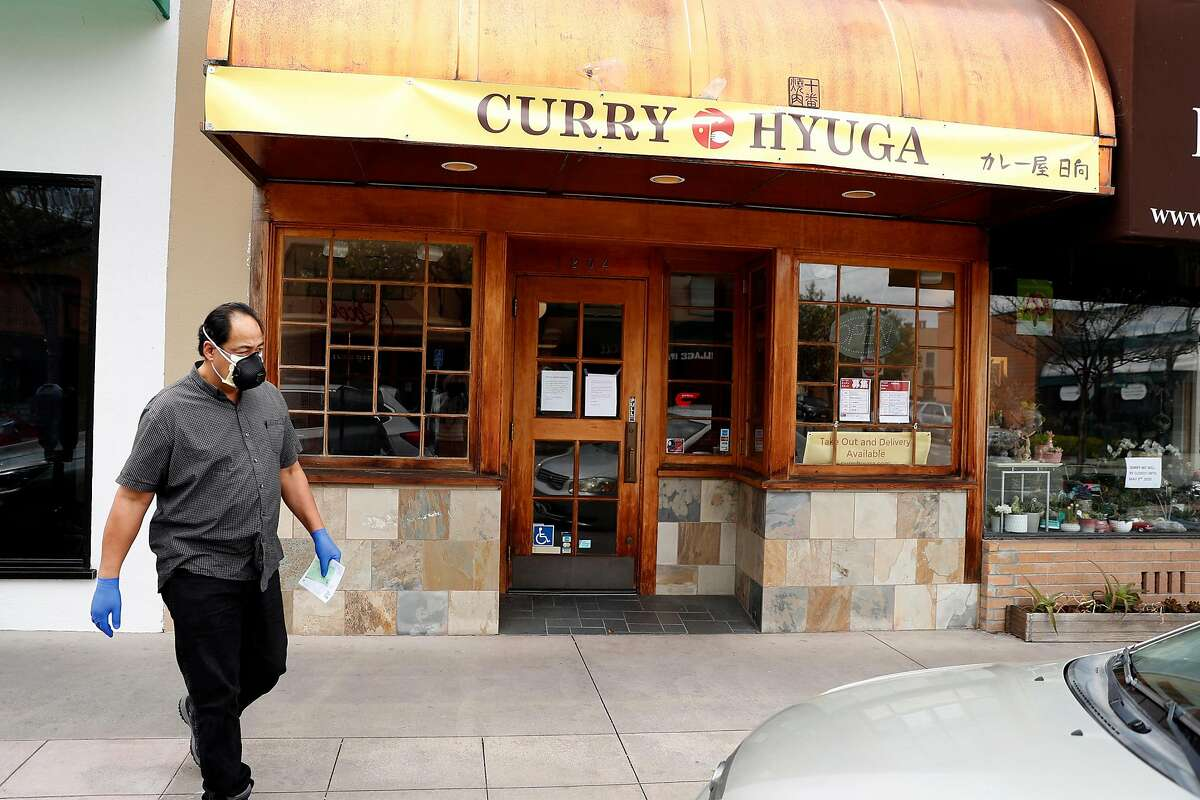 Curry Hyuga in Burlingame, Calif., on Thursday, April 9, 2020.