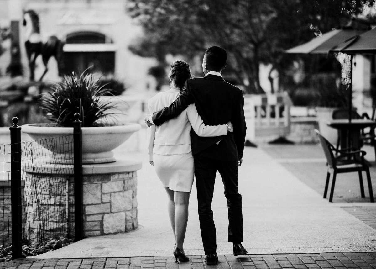 Sara Nizzero and Ryan Ning tie the knot ahead of Italian wedding canceled due to Coronavirus