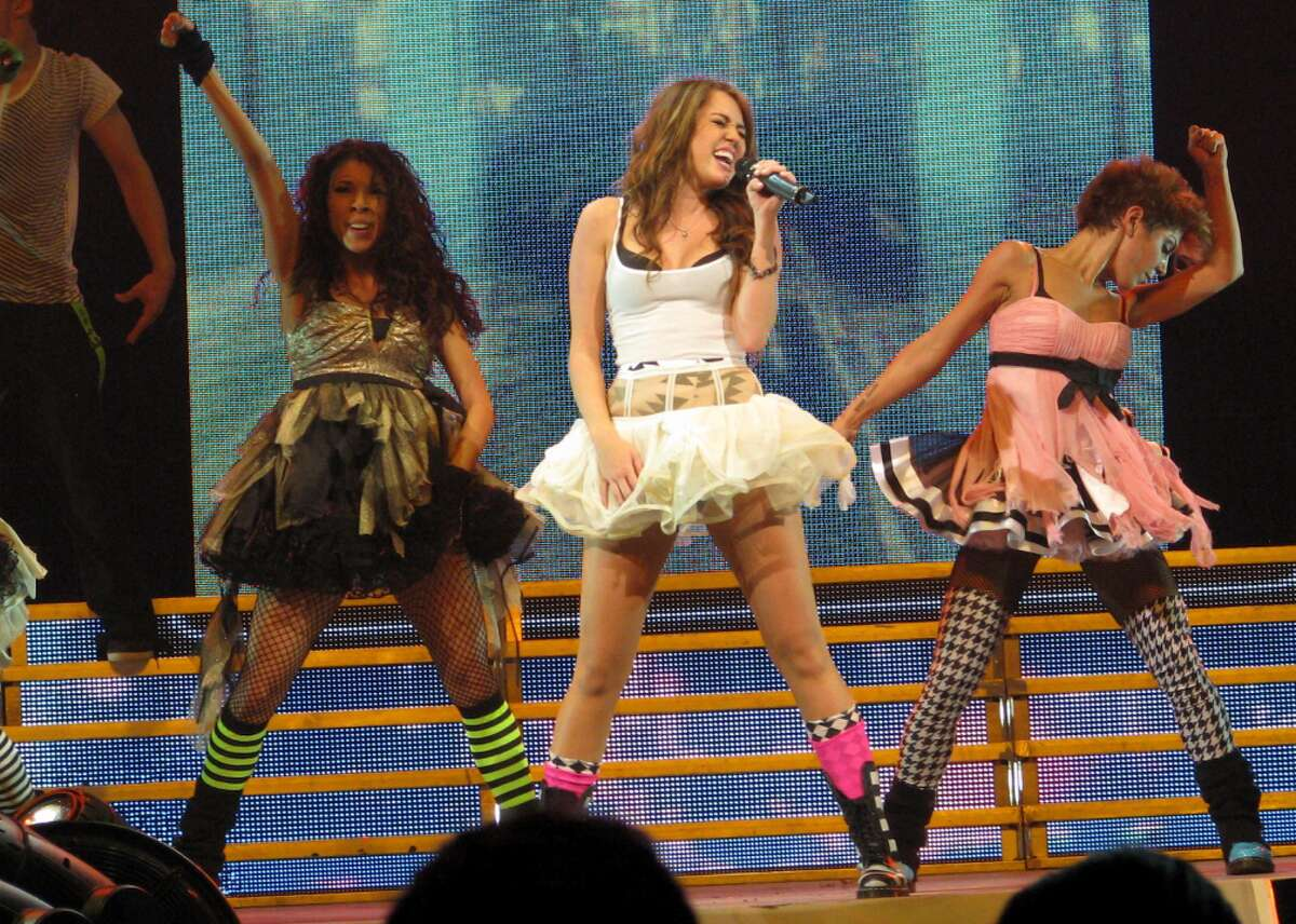 #96. Hannah Montana 3 - Highest rank on Billboard 200: #2 - Date of soundtrack peak: July 25, 2009 Years before she shocked audiences with her 2013 VMA performance, Miley Cyrus played a wholesome girl with a secretalter ego on Disney's