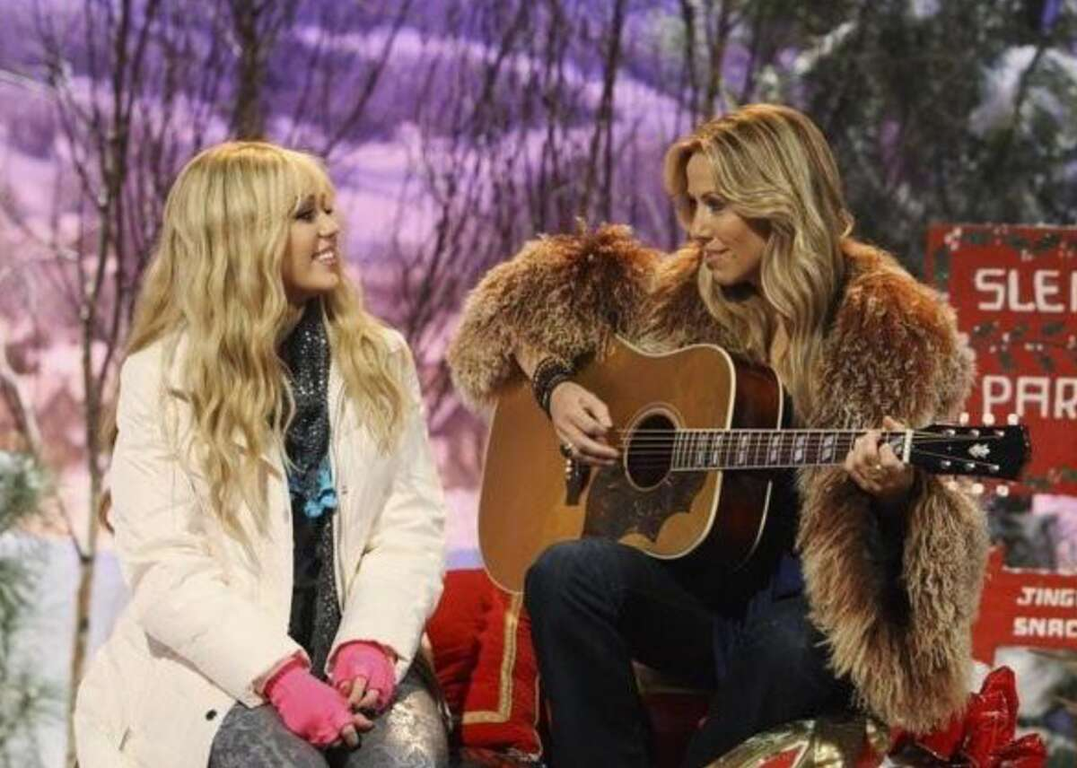 #30. Hannah Montana 2 (Soundtrack)/Meet Miley Cyrus - Highest rank on Billboard 200: #1 - Date of soundtrack peak: July 14, 2007 The soundtrack for the second season of