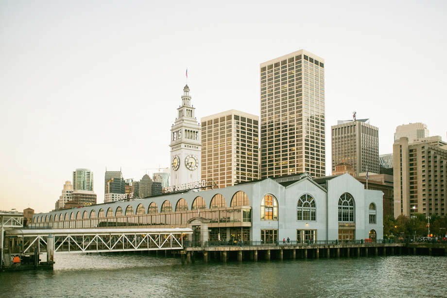 The San Francisco Ferry Building. Photo: Viktoriia Leontieva / EyeEm/Getty Images/EyeEm