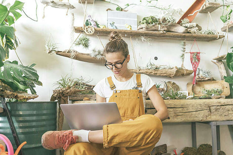 Although many businesses are closed because of a state-mandated stay-at-home order, small companies can use the time to ensure they are competing in the Digital Age. Photo: Getty Images