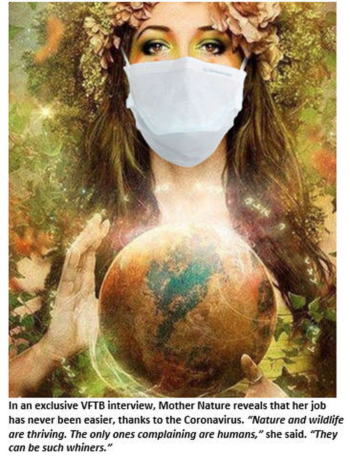 The CDC says to wear masks. So does Dr. Anthony Fauci. So does Sean Hannity. But not Trump,