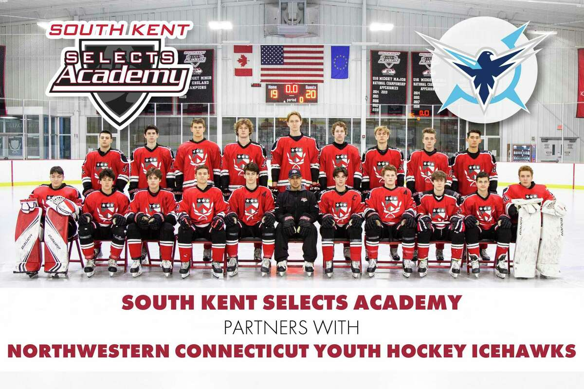 South Kent School and its South Kent Selects Academy (SKSA) program have announced a new partnership with the Northwestern Connecticut Youth Hockey Icehawks.
