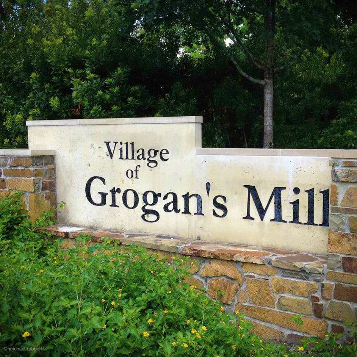 The Village of Grogan's Mill is the oldest village in The Woodlands. The community of 14,000 residents is also changing the fastest of any of the township's nine villages. From old home tear-downs and rebuilds to the downward slide of the village's shopping center, Grogan's Mill is transforming by the month.