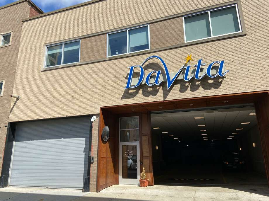 Colorado-based DaVita Integrated Kidney Care operates 26 dialysis centers in Connecticut. This one is in New Haven. Photo: Conn. Health I-Team /