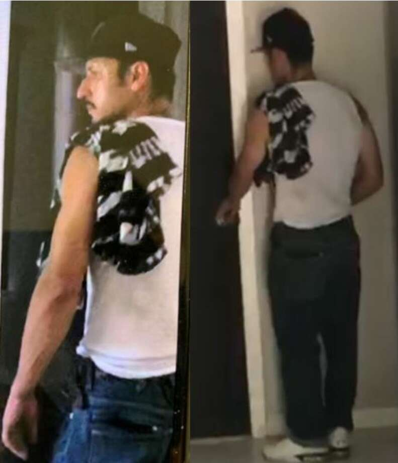 San Antonio police are searching for a man who allegedly attacked a realtor and stole her car during a Northwest Side home inspection. Photo: Crime Stoppers