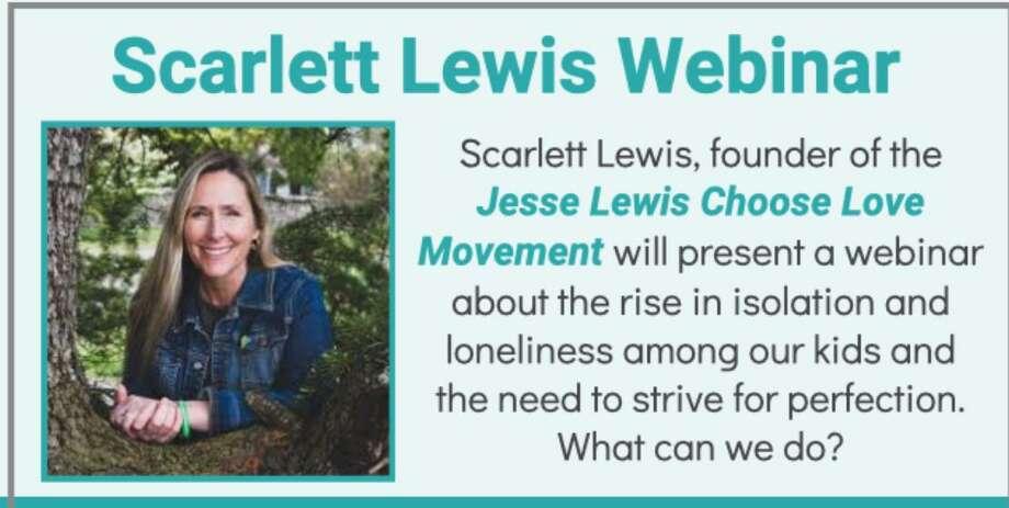 Scarlett Lewis Photo: Depot