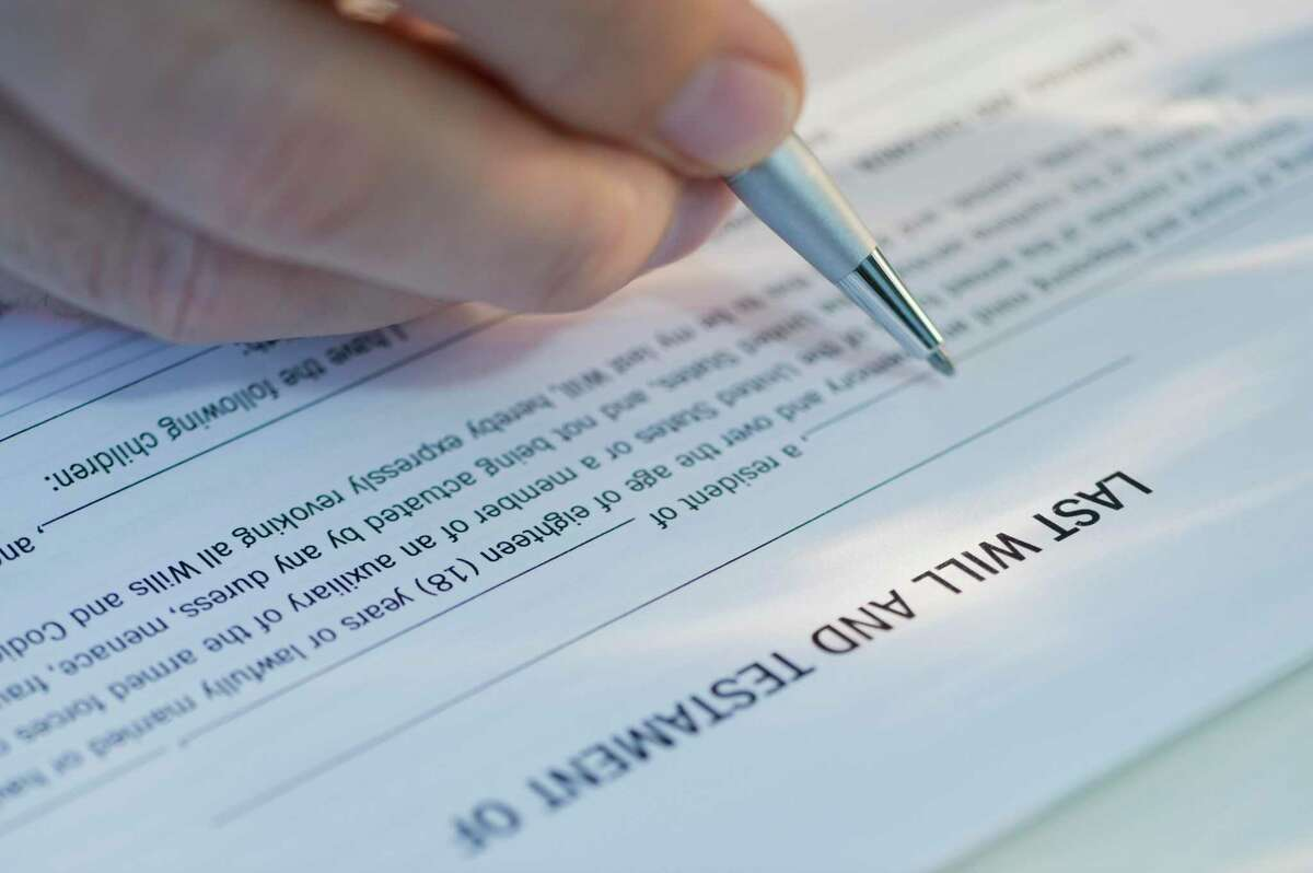 """""""We're getting a lot of calls right now from people who want to update their estate plans,"""" says Houston-based probate attorney Kreig Mitchell."""