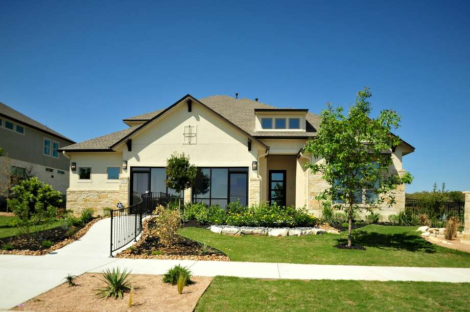 2020 Spring Tour of Homes Monticello Homes at Esperanza101 Palisades, Boerne, TX 78006 Photo: Monticello Homes / Kies Photography, LLC