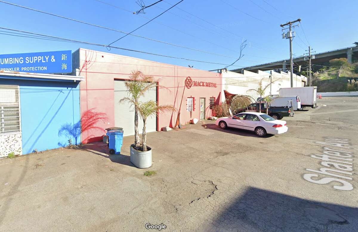 A view of 2266 Shafter Avenue in San Francisco where SFPD says an illegal club was operating in March and April 2020 during the coronavirus pandemic.