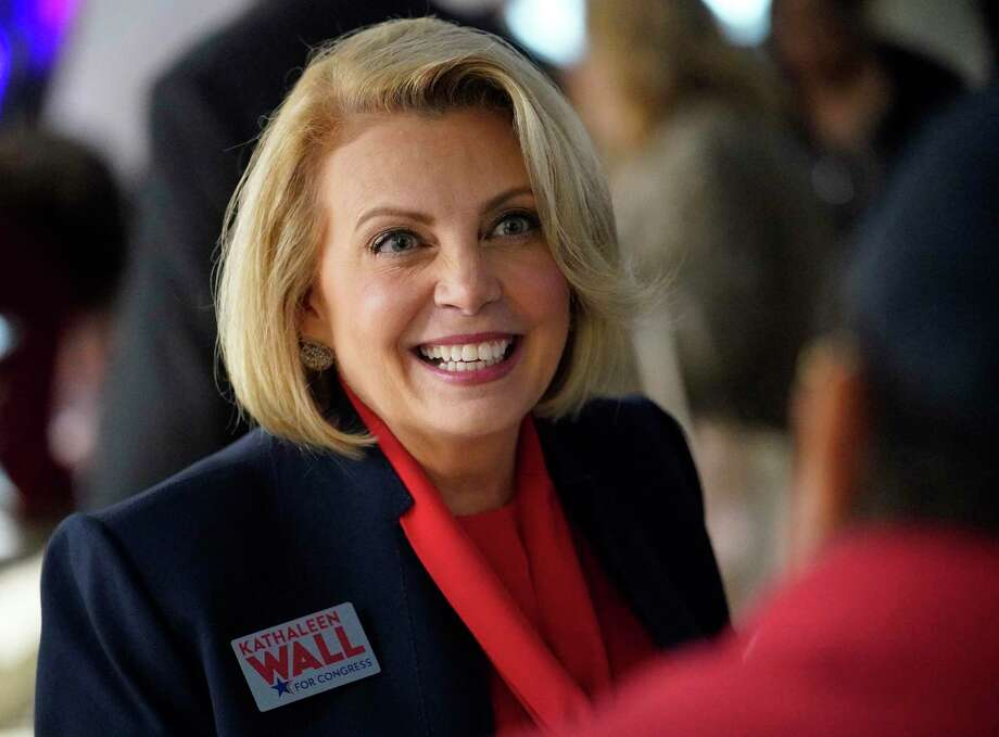A reader says congressional candidate Kathleen Wall is playing a blame game that fuels racism.. Photo: Melissa Phillip /Staff Photographer / © 2020 Houston Chronicle