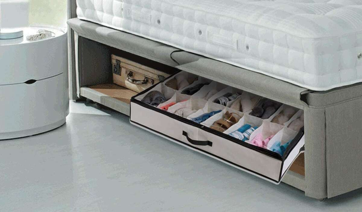 Woffit Under The Bed Shoe Organizer, $24.77
