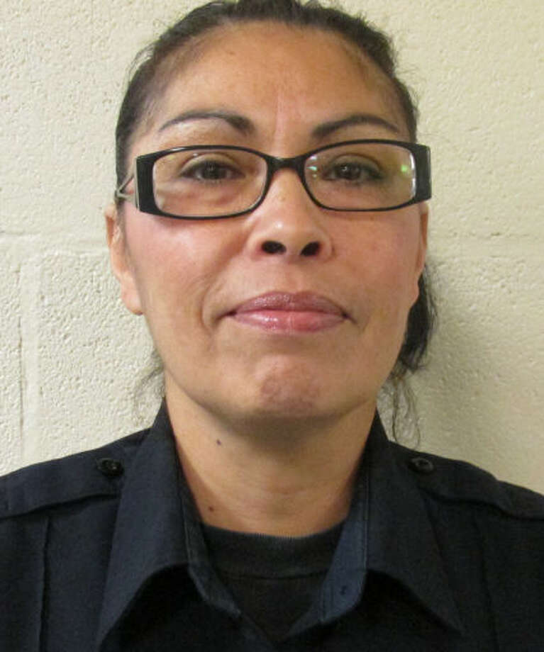 The San Antonio Police Department arrested Susan Palomo, 50, at 11 p.m, according to a statement from the sheriff's office. Photo: Bexar County Sheriff's Office