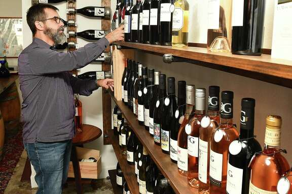 Owner Jean-Philippe Guy at French Country Wines