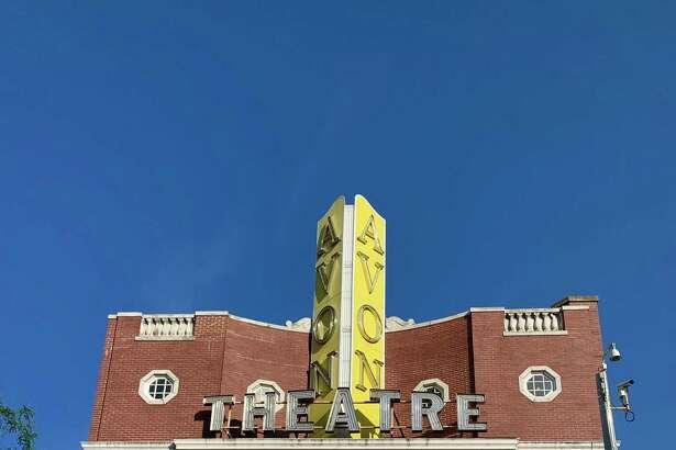 The Avon Theatre in Stamford is hosting online screenings during the coronavirus pandemic.