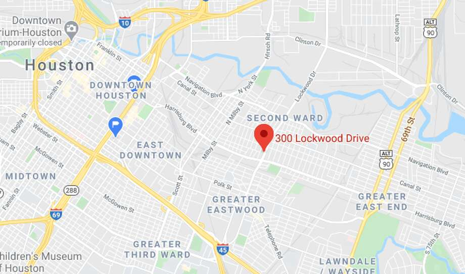 A man died Monday in a shooting in the 300 block of Lockwood, police said. Photo: Google Maps