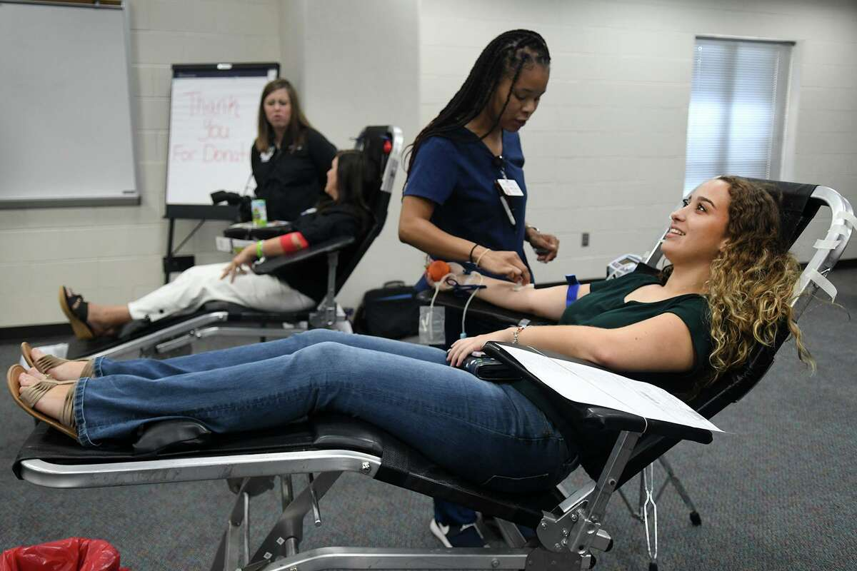 Blood donation is safe and necessary during a pandemic, according to the U.S. Food and Drug Administration.