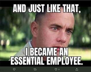 Hilarious Memes That Describe Essential Worker Life Houston