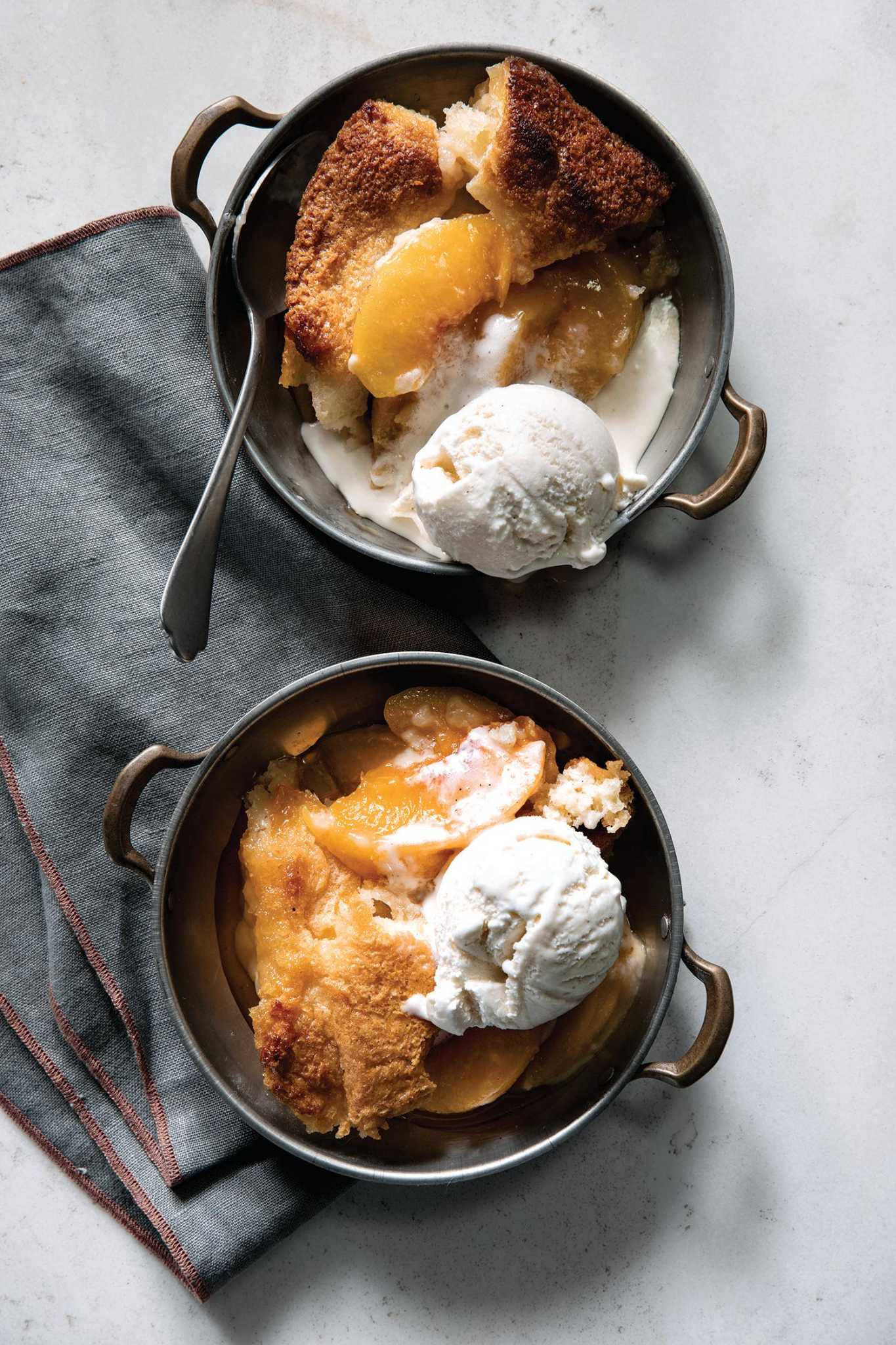 Recipe: Joanna Gaines' Peach Cobbler - HoustonChronicle.com