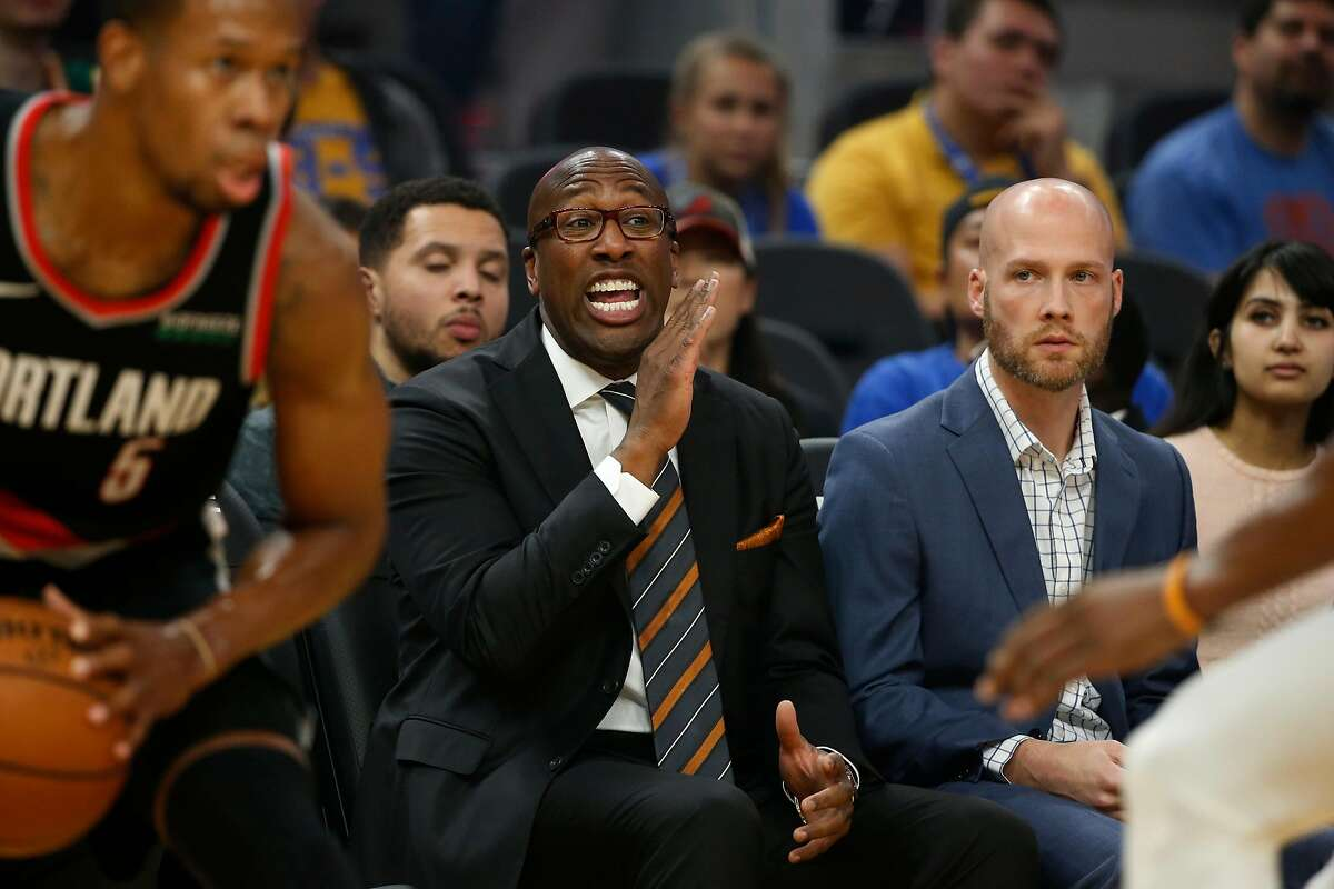 Within the past several months, Warriors assistant Mike Brown interviewed for openings with the Knicks, Pacers and Clippers.