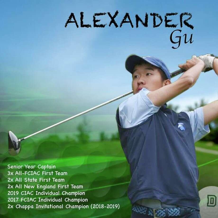 Alexander Gu Photo: Submitted