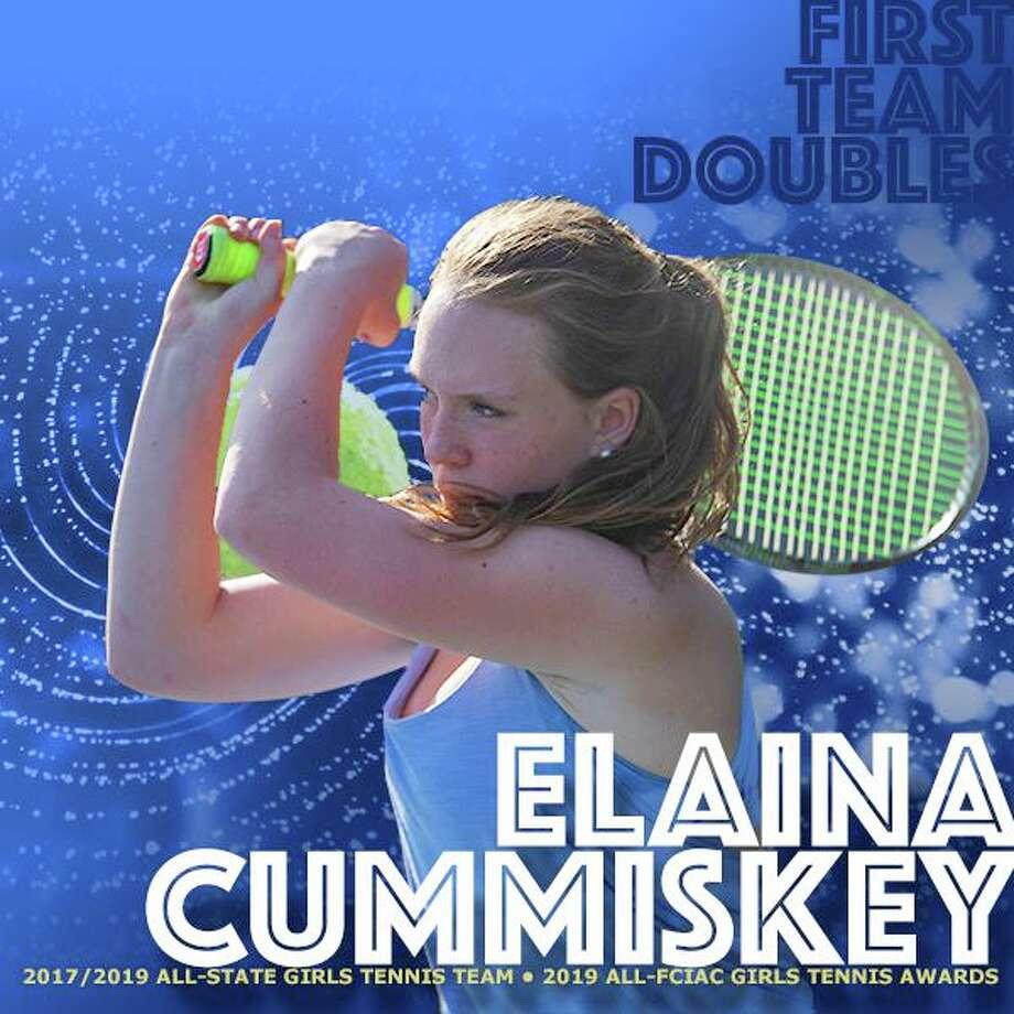 Elaina Cummiskey Photo: Submitted