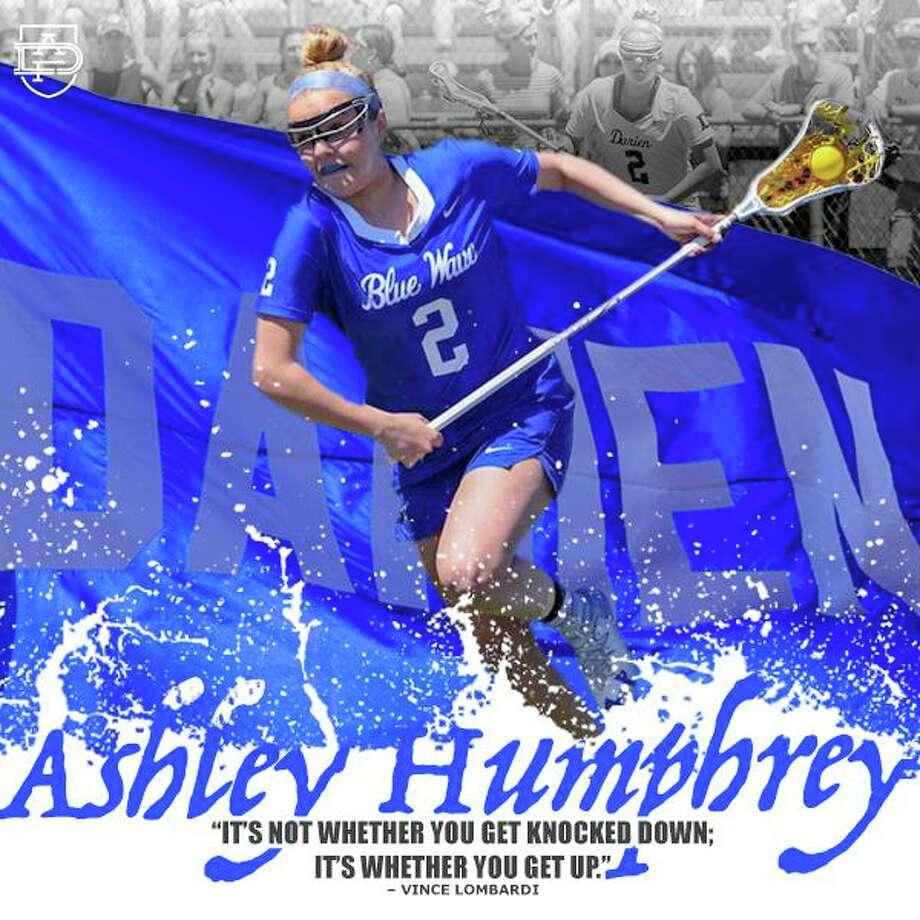 Ashley Humphrey Photo: Submitted