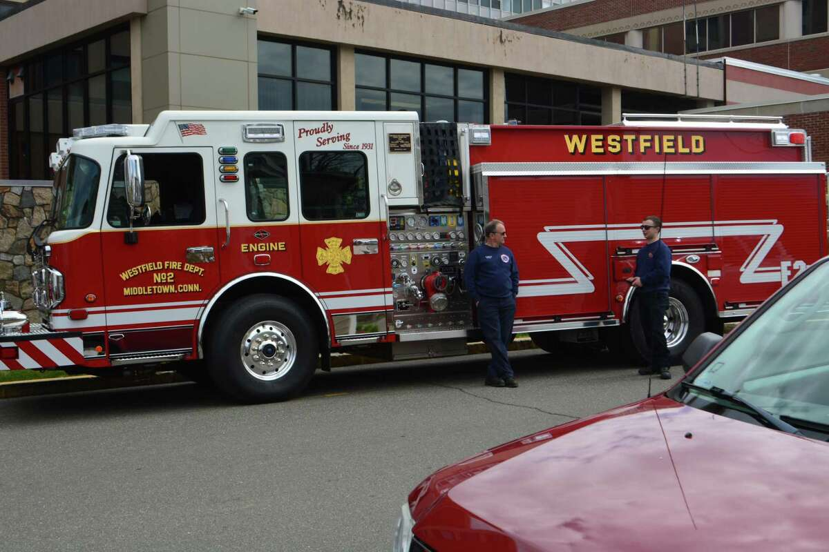 Westfield Volunteer Fire Department in Middletown