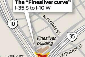 I-35 S to I-10 W